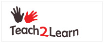 Teach2Learn logo